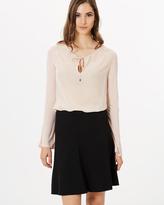 SABA Taylor Flip Skirt
