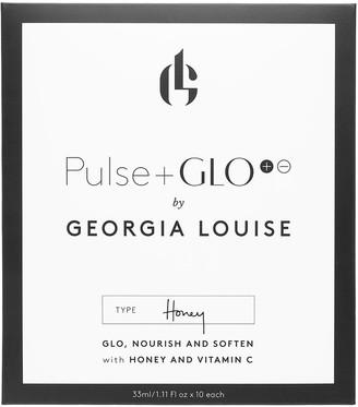 Georgia Louise PULSE+GLO Honey Sheet Masks