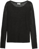 American Vintage Goodwin open-knit sweater