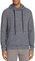 Velvet Edmond Herringbone Pullover Hoodie Sweatshirt