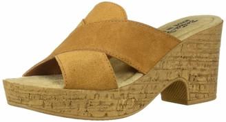 Bella Vita Women's Lor-Italy Slide Sandal Shoe