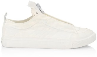 Diesel Astico Zip Low-Top Sneakers