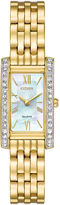 Citizen Womens Gold Tone Bracelet Watch-Ex1472-56d