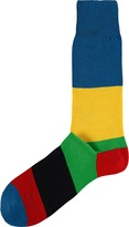 Colour Block Mason Socks