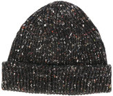 Maison Margiela ribbed beanie - men - Silk/Wool/Alpaca - S