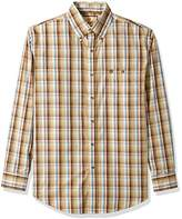 Wrangler Men's Western Classic One Pocket Shirt