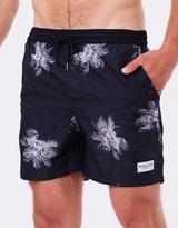 Black Palm Boardshorts