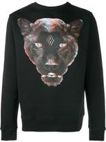 Marcelo Burlon County of Milan 'Rufo' sweatshirt - men - Cotton - XS