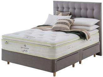 Silentnight Eco Comfort Breathe 2000 Tufted PillowtopMattress - Soft/Medium, Medium or Medium/Firm