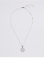 M&S Collection Taurus Necklace