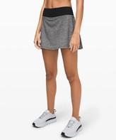 "Lululemon Pace Rival Skirt (Tall) *No Panels 15"""