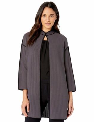 Anne Klein Women's Long Sweater Coat