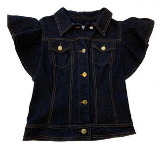 Red Valentino Garavani Blue Denim - Jeans Jackets