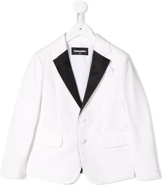 DSQUARED2 two-tone blazer