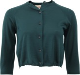 Marni Cropped Button Cardigan