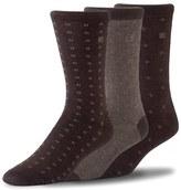 Chaps Men's Neat Dress Socks