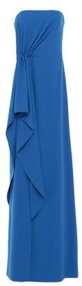 Halston Long dress