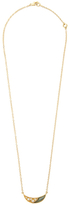 Maiyet 18K Yellow Gold & 0.16 Total Ct. Diamond Moon & Stars Station Necklace