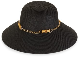 Physician Endorsed Straw Floppy Hat