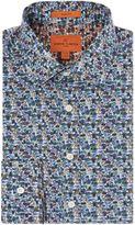 Simon Carter Beetle Print Shirt