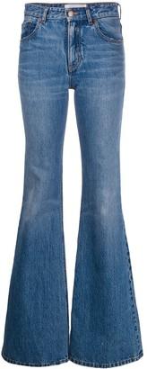 Victoria Victoria Beckham Super High Flared Jeans