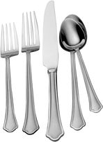 Wallace Charlotte Frost 45-pc. Flatware Set + Storage Chest