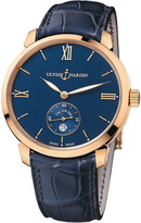 Ulysse Nardin 3206-136-2/33 Classico rose-gold watch