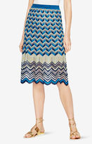 BCBGMAXAZRIA Vida Marled Skirt