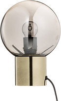 Bloomingville - Glass Table Lamp with Black Cord