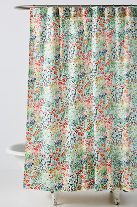 Anthropologie Angelle Shower Curtain By in Assorted Size 72 X 72