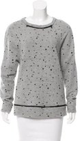 Robert Rodriguez Distressed Lightweight Sweatshirt
