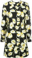 Marni Whisper print dress - women - Viscose/Cotton - 40