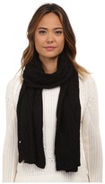 UGG Isla Lurex Cable Scarf