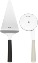 Kate Spade Any Way You Slice It Stainless Steel Kitchen Set (2 PC)