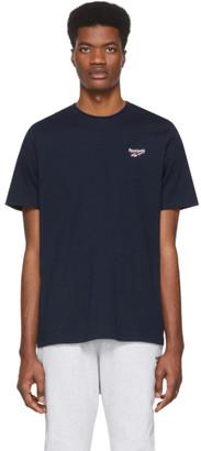 Reebok Classics Navy Classic Vector T-Shirt
