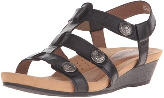 Cobb Hill Rockport Women's Harper-CH Wedge Sandal