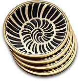 L'OBJET Shell Coasters