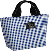 Scout Bags SCOUT Bags Totebags - Blue Brooklyn Checkham Nooner Lunch Bag