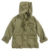 Girl's Peek Simone Utility Jacket