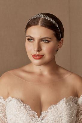 Brides & Hairpins Kristelle Tiara By in Silver