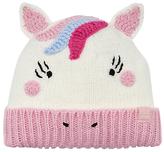 Joules Little Joule Children's Unicorn Hat, Cream
