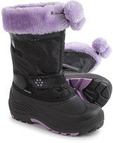 Kamik Iceberry Pac Boots - Waterproof, Insulated (For Little and Big Kids)