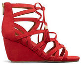 Kenneth Cole Cake Pop Lace-Up Wedge