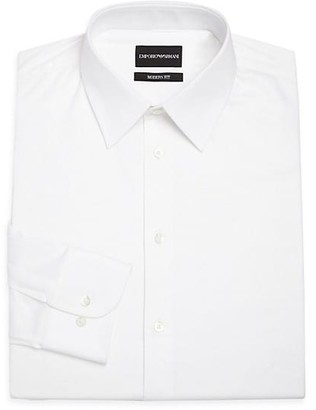 Emporio Armani Regular-Fit Dress Shirt