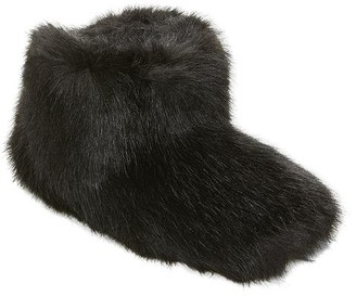 UGG Amary Fur Bootie Slippers