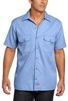 Dickies Men's Short Sleeve Workwear Blouse,(Manufacturer Size: Med'm)