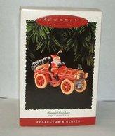 Hallmark Santa's Roadster Here Come Santa Series 17th in Series 1995 Ornament QX5179