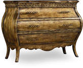 Hooker Furniture Bristol Large Bombe Nightstand