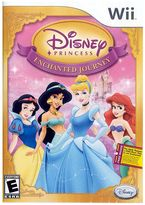 Nintendo wii TM disney © princess: enchanted journey
