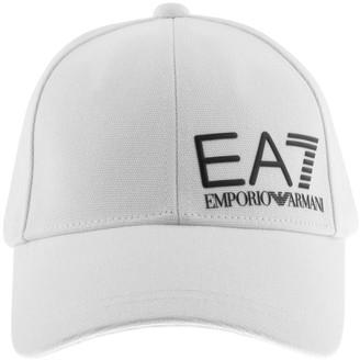 EA7 Emporio Armani Train Core Cap White